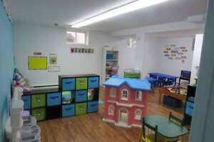 1 part time spot available in morning preschool (3 mornings/week