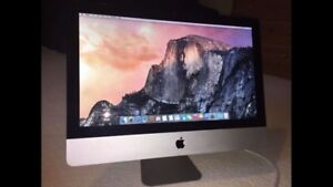 Apple iMac UPGRADED - GREAT DEAL with newest MAC OSX