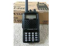 Yaesu Ft60e 2/70 wideband receive