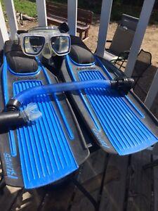 Scuba equipment for sale