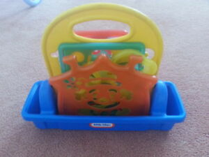 Little Tikes Toy toolbox abd Imaginarium