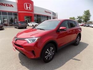 2016 Toyota RAV4 AWD..LE... NO ACCIDENTS.. LOADED..