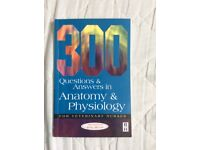 300 questions and answers anatomy and physiology for veterinary nurses