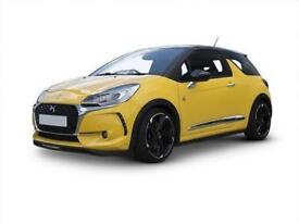2017 Citroen DS3 1.6 BlueHDi Connected Chic 3 door Diesel Hatchback