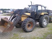 LEYLAND 804 6 cylinder Tractor