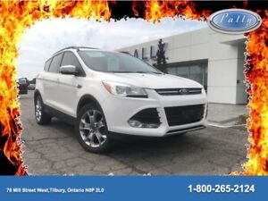 2013 Ford Escape SEL, Awd, Leather, One owner!!!