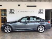 2013 BMW 3 Series 2.0 318d M Sport 4dr (start/stop) Diesel grey Manual