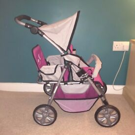Chic 2000-Double Buggy
