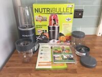 Nutribullet 600 Series Extractor - As New