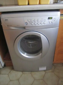 Zanussi ZWF1431S 6kg 1400 Spin White LCD Washing Machine 1 YEAR GUARANTEE FREE FITTING