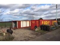 Containers to rent 40ft