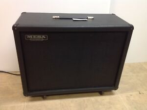 Used Mesa Boogie 1x12 Open Back Cab $265.00