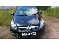 2009 Vauxhall Corsa 1.2 Sxi manual 10 MONTH MOT