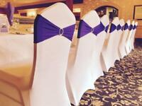 SPECIAL OFFER £1 chair cover and Sash hire