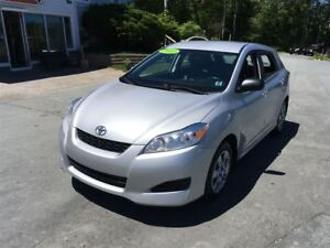 2011 Toyota Matrix AC & cruise