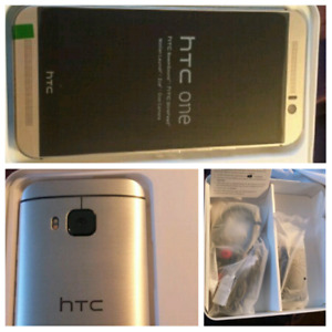 (Brand New) HTC M8 and M9