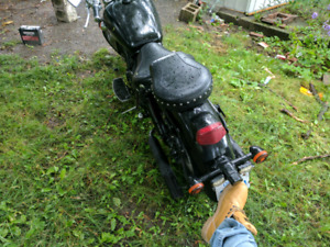 REDUCED READ DESCRIPTION! 1998 honda shadow ace 1100