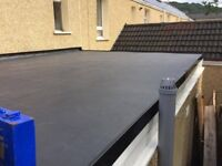20 Year Warranty RUBBER ROOF for Garage, Lean-to, Bay Window, Shed, Extension, Kennel, Stable etc