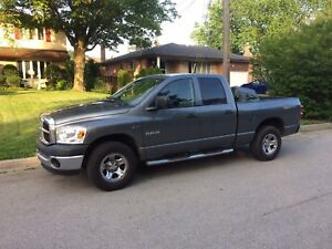 2008 Dodge Ram 1500 Saftied and Etested