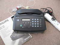 Phillips Fax and Telelphone