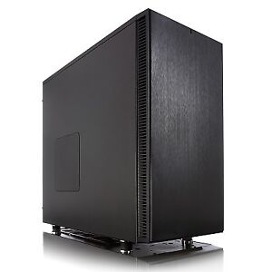 Fractal Design Define S Black Mid Tower PC Desktop ComputerCase2