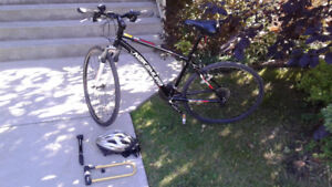 Bike on sell  leaving the province urgent