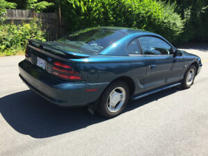 1994 Ford Mustang Coupe (2 door) Recent Price Reduction