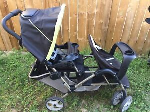 Grace Duo Glider Double Stroller