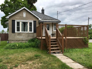 Nicely updated and freshly painted 2 br, 2 bth detached house!
