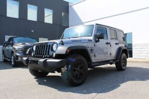 2014 Jeep Wrangler UNLIMITED WILLYS *2TOITS*