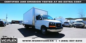 2013 GMC Savana G3500 16Ft + Lift Gate V8 Gasoline
