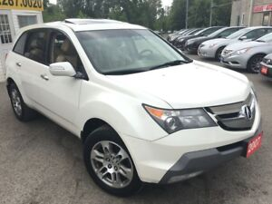 2007 Acura MDX AUTO/7-PASS/LEATHER/SUNROOF/ALLOYS/LIKE NEW