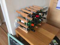 Wine Rack (16 spaces)