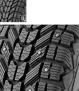 WANTED: 4 Studded Winter Tires