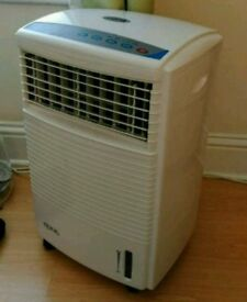 Elpine air water cooler almost new fan conditioner
