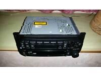 Jeep Cherokee CD cassette radio