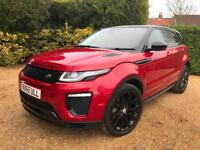 2016MY LAND ROVER RANGE ROVER EVOQUE HSE DYNAMIC 2.0 TD4 AUTO BLACK PACK !!!!!!!