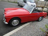 MG Midget 1967 1275cc