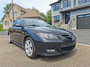 MAZDA 3 GT 2007 * FULL ÉQUIPE * TOIT OUVRANT * MAG * BANC CHAUFF