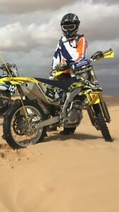 2008 RMZ 450 fuel injected