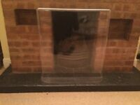 Fireplace Heat Saver