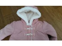Pink Coats for 2-3 Year and 4-5 Year (NEW)