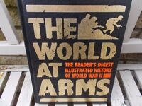 Reader's Digest book - The world at arms