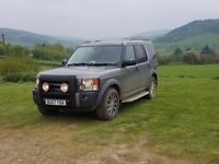Discovery 3 SE - Low Mileage with Warranty & Accessories.