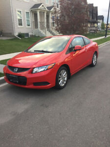 OPEN TO OFFERS 2012 Honda Civic