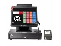 Complete ePos POS CAsh Register system all in one