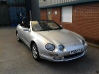 Toyota Celica 2.0 GT Convertible, may PX or Swap