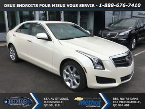 2014 Cadillac ATS AWD+TOIT OUVRANT+CUIR+2 LITRES TURBO
