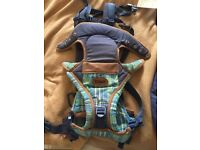 Tomy Baby Carrier - Hardly used!