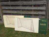 Jaques goal posts
